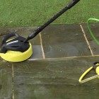 Guidance For Using A Pressure Washer On External Stone and Patios