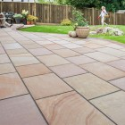 Sealing Marshalls Fairstone Flamed Narias sandstone