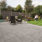 Cleaning Marshalls Arrento Vitrified Paving