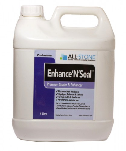 Allforstone:Enhance And Seal 1L