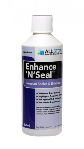 Allforstone:Enhance And Seal 500ml
