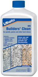 Lithofin:MN Builders' Clean