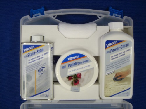 Lithofin:Worktop Maintenance Kit