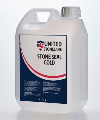 United Stonecare:Stone Seal Gold - 5L