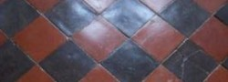 Maintaining Ceramic, quarry and Porcelain Tiles
