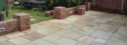For Patios and External Natural Stone