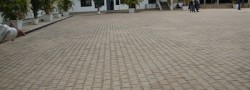 Maintaining external paviours, block driveways and patio slabs